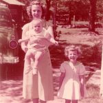 Photograph before red colour cast removed by photo restoration expert photo fixer